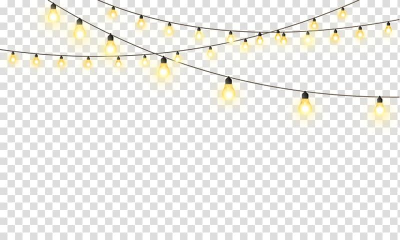 Lighting Star, Free creative pull string lights lighting, string.