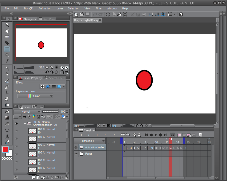 4 Steps to Animating in CLIP STUDIO PAINT with Liz Staley.