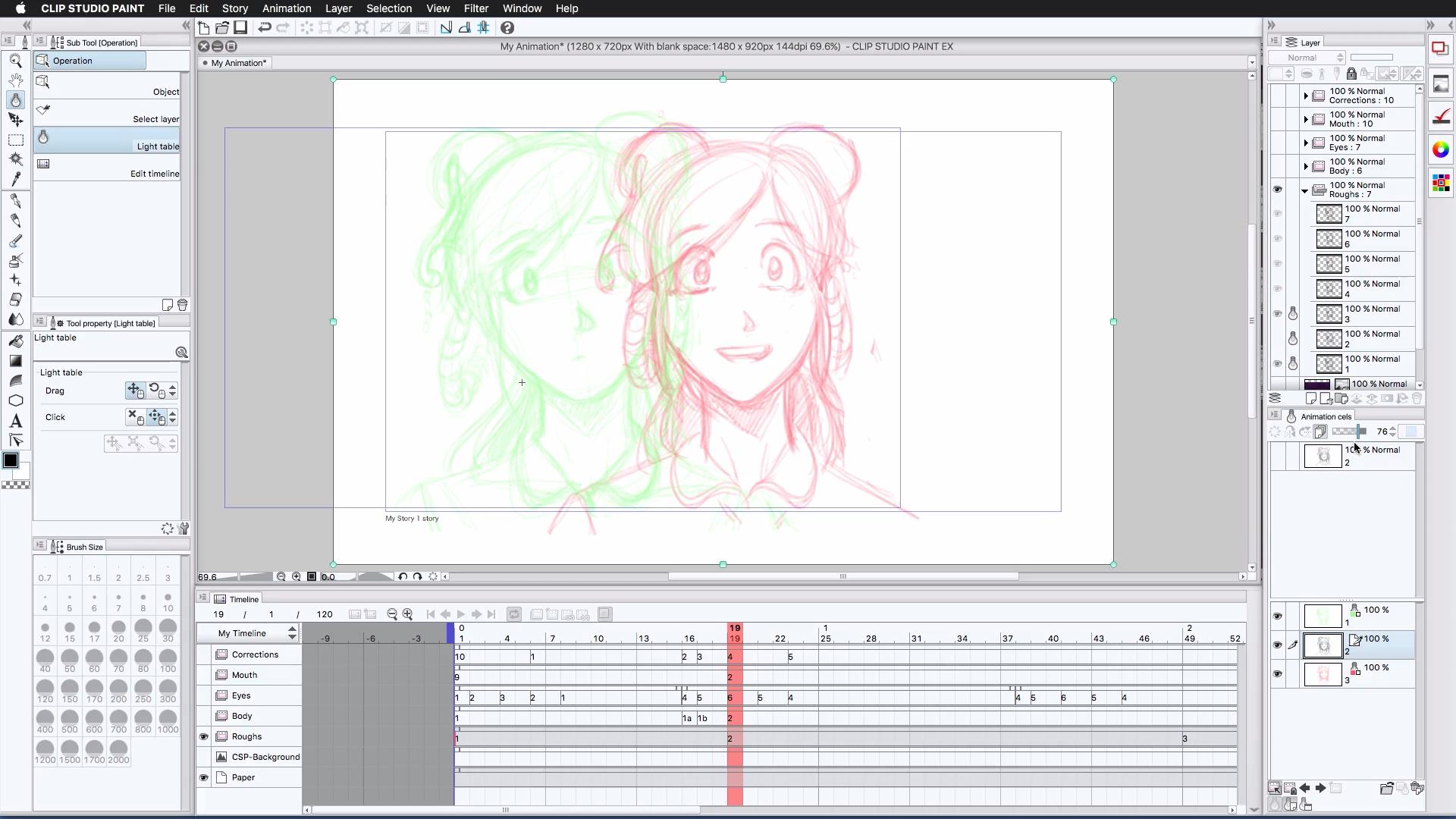 How to Animate in CLIP STUDIO PAINT® (Manga Studio) Video Tutorials.