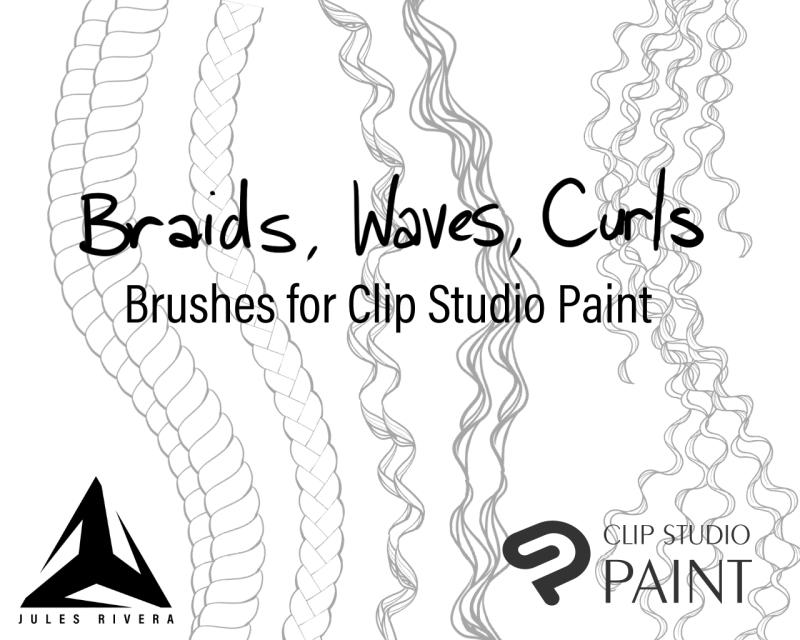 Clip Studio Paint.