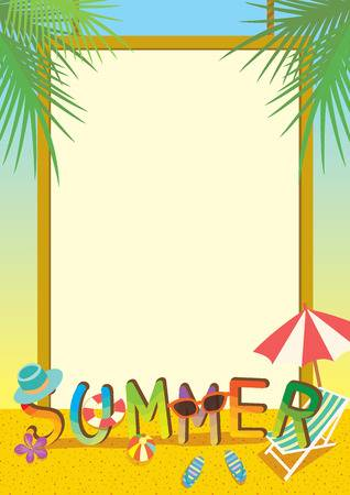 113,236 Summer Border Cliparts, Stock Vector And Royalty Free Summer.