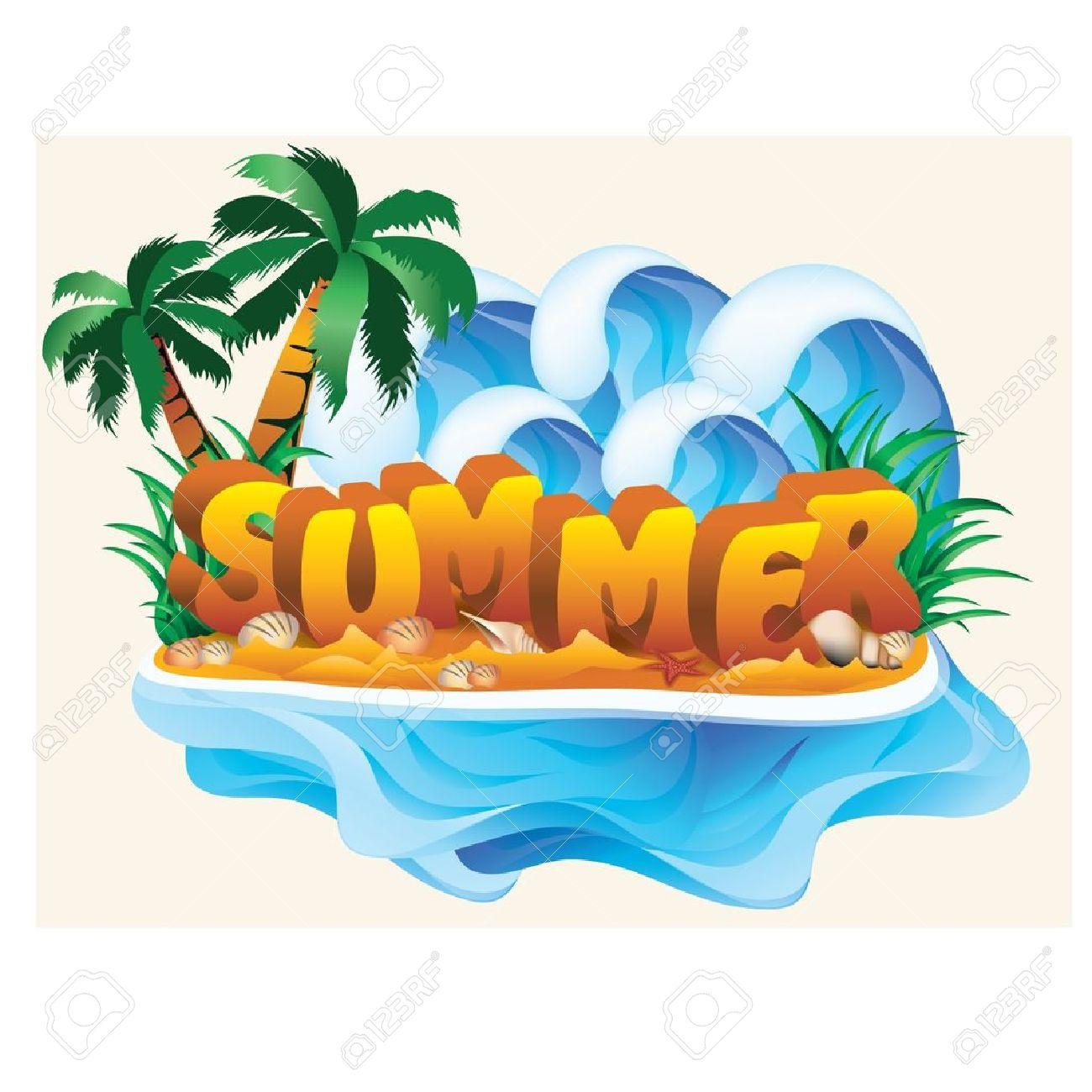 Best Summertime Clipart #7523.