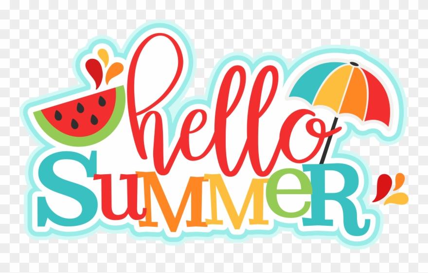 Silhouette Design, Summertime, Die Cutting, Hello Summer,.