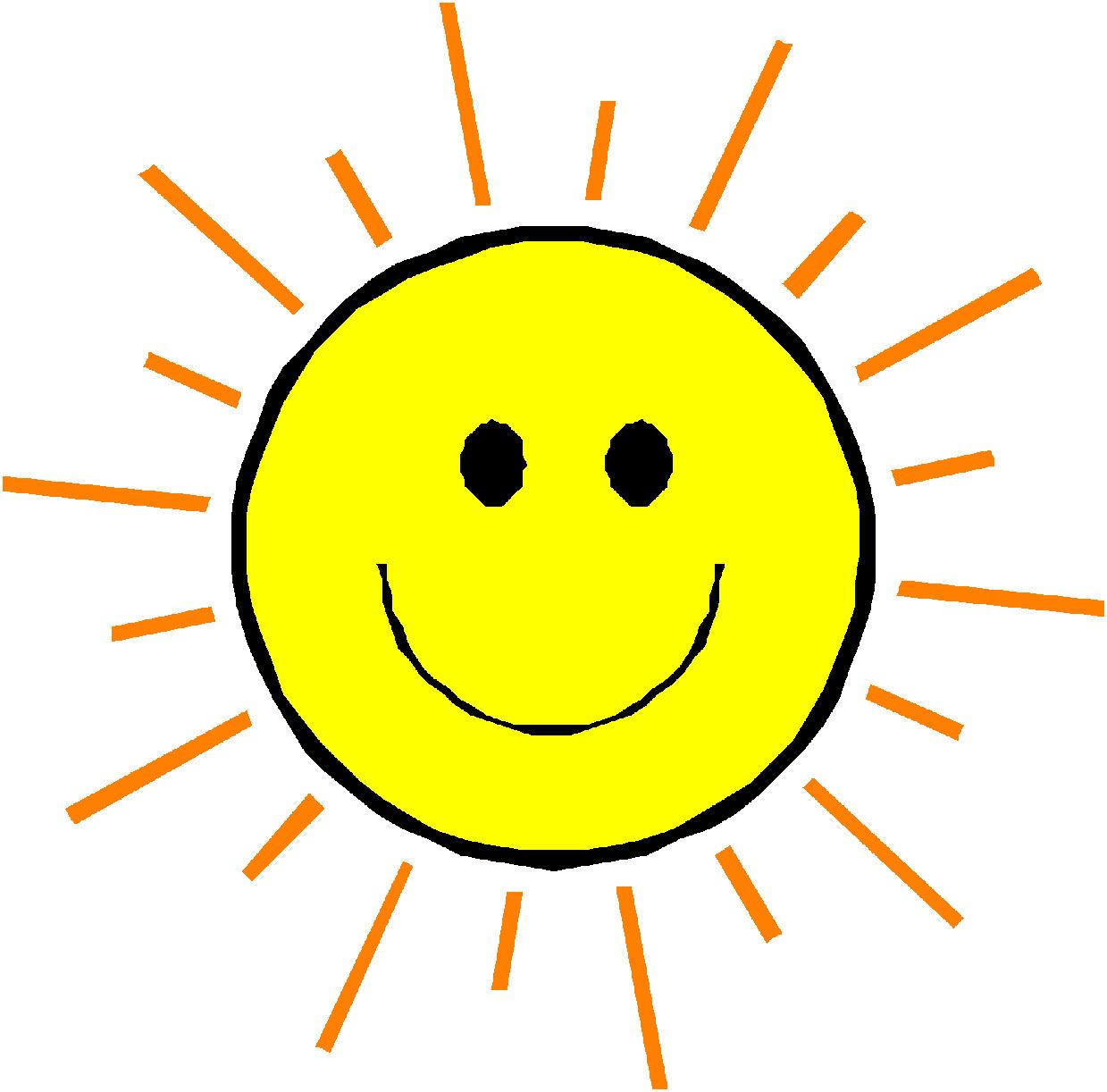 Sunshine free sun clipart public domain sun clip art images and 4 6.