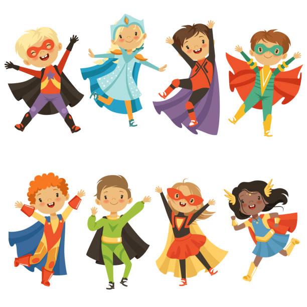 Best Superhero Illustrations, Royalty.