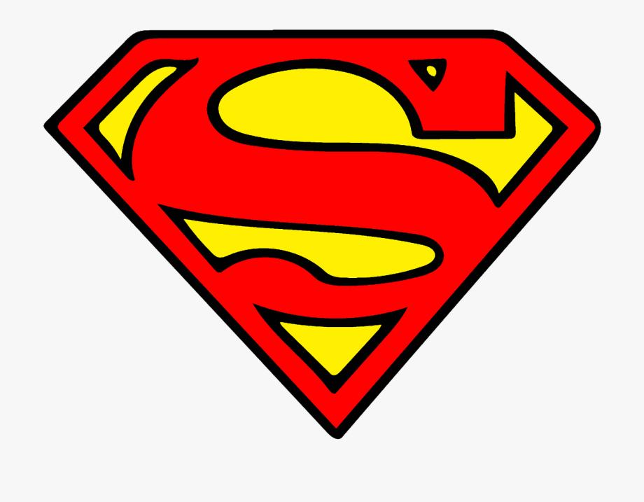 Super Man, Vector, Clipart, Sticker.