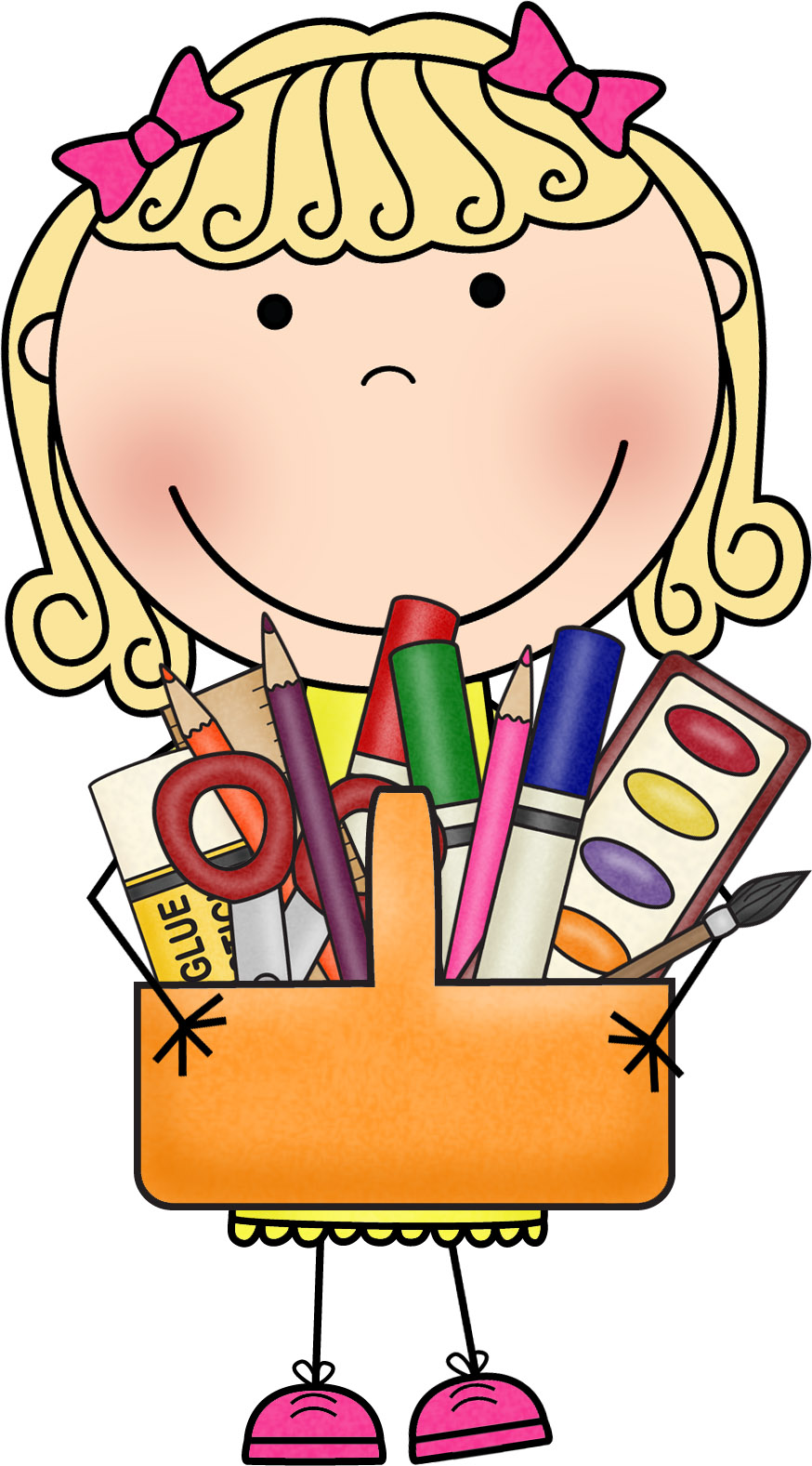 Helpers clipart supply manager.