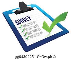 Survey Clip Art.