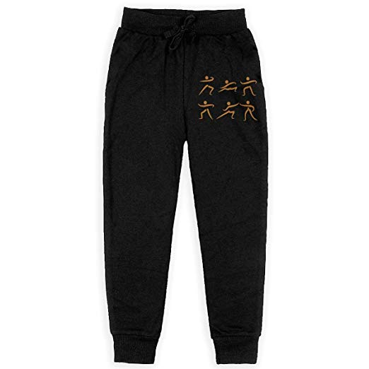 Amazon.com: Tai Chi Clip Art Soft/Cozy Sweatpants, Girls Active.