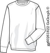 Sweatshirt Clip Art.