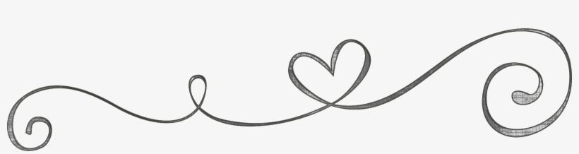 Heart Swirls Png.