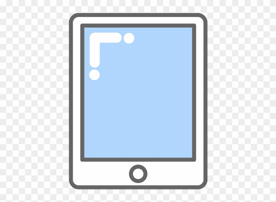Ipad Clipart Tablet Pc.