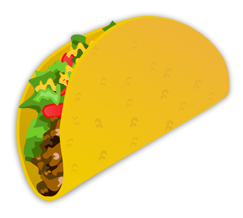 Free Tacos Cliparts, Download Free Clip Art, Free Clip Art on.