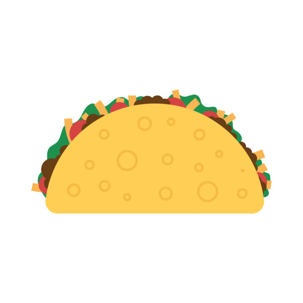Best Taco Illustrations, Royalty.