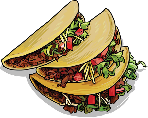 Tamale Clipart.