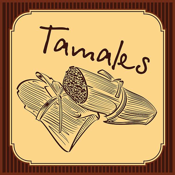 Best Tamale Illustrations, Royalty.
