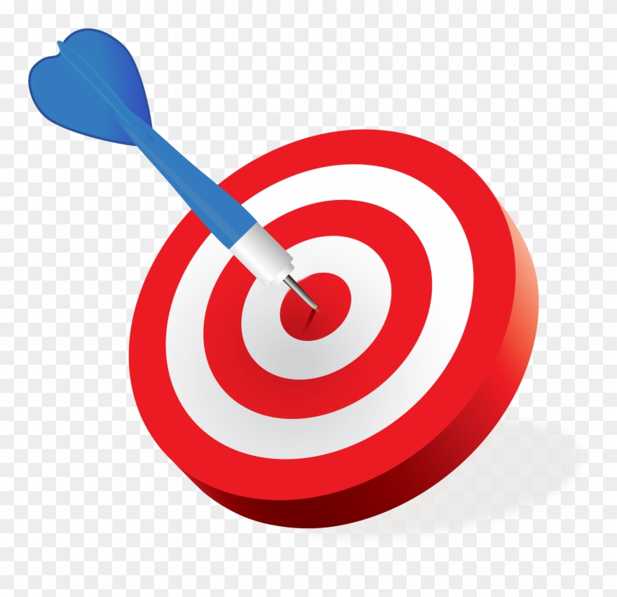 Goal Shooting Target Clip Art Transprent Png.