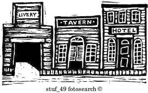 Tavern Clip Art Vectors.