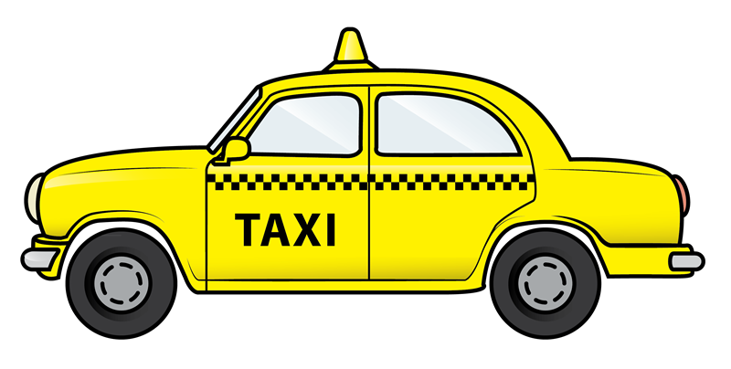 Pix For > New York City Taxi Clip Art.