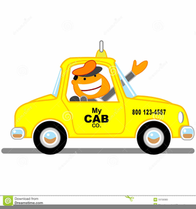 Free Clipart Taxi Driver.