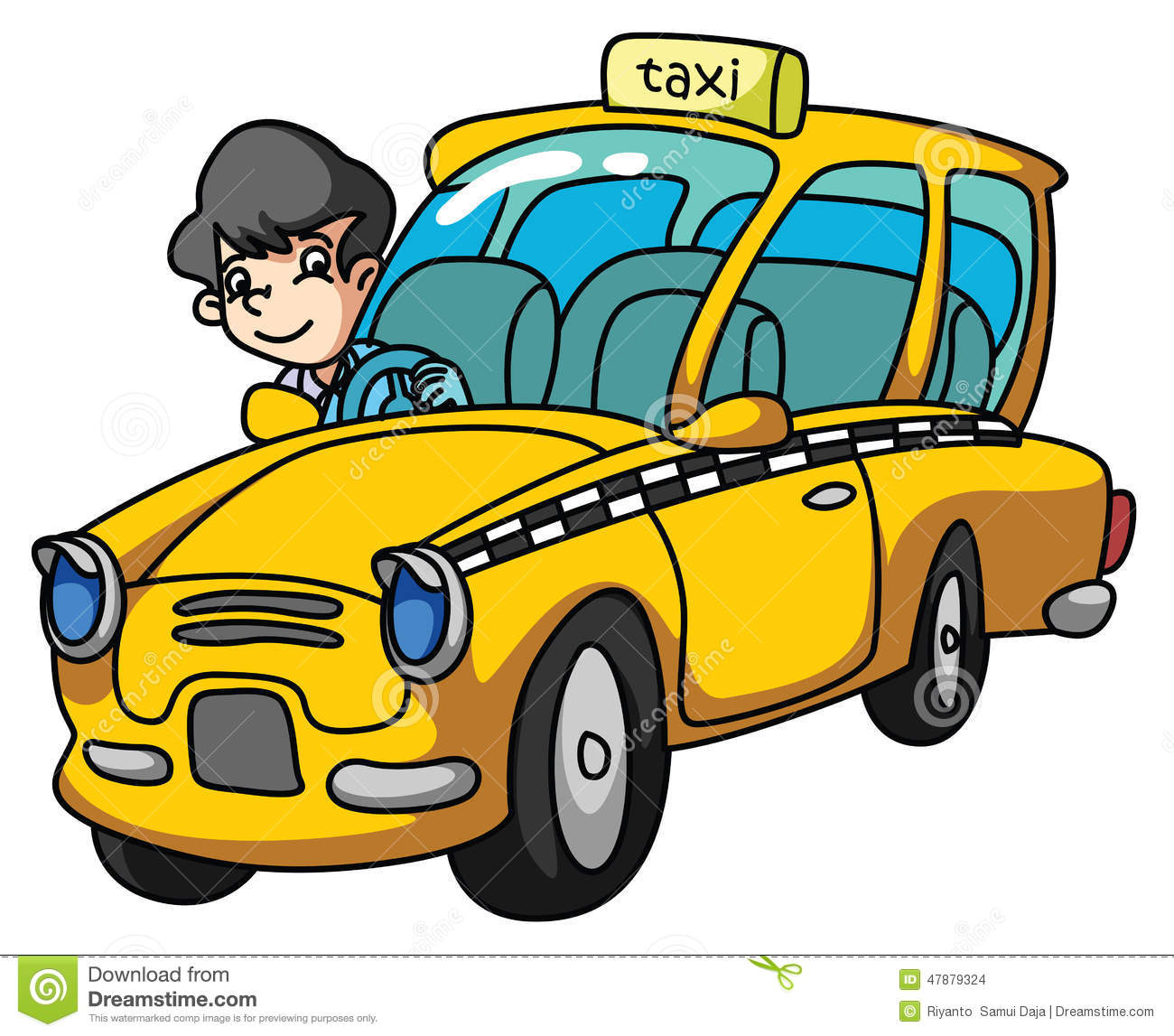 Taxi Cab Images.