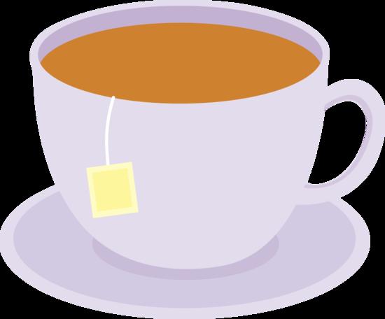 Tea Borders Free Clip Art.