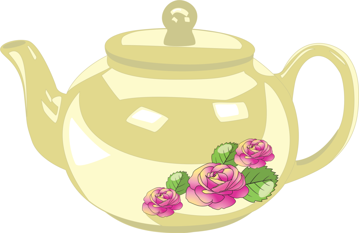 Best Teapot And Teacup Clip Art Cdr » Free Vector Art, Images.
