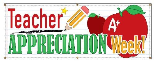 Teacher appreciation week clipart 6 » Clipart Station.