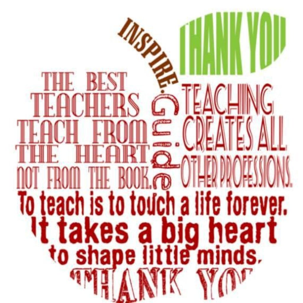Teacher Appreciation Week Wallpapers.