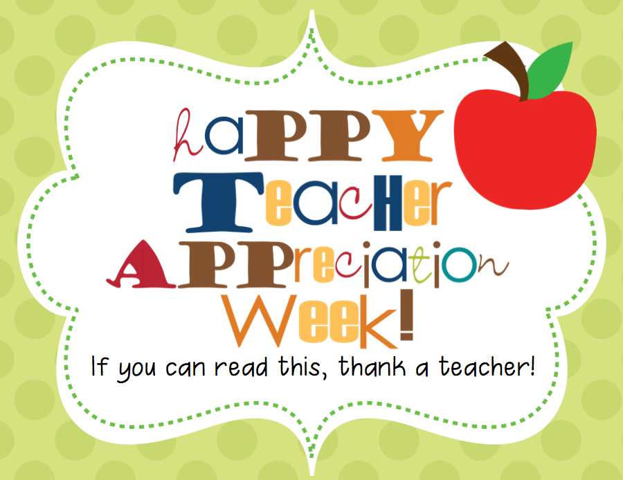 Teacher appreciation day clipart 5.