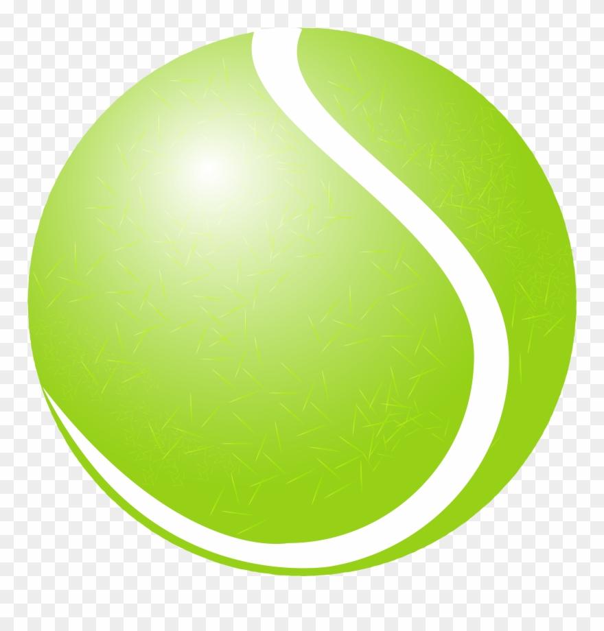 Tennis Ball Clipart Web.