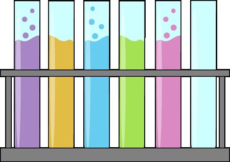 test tubes clip art.