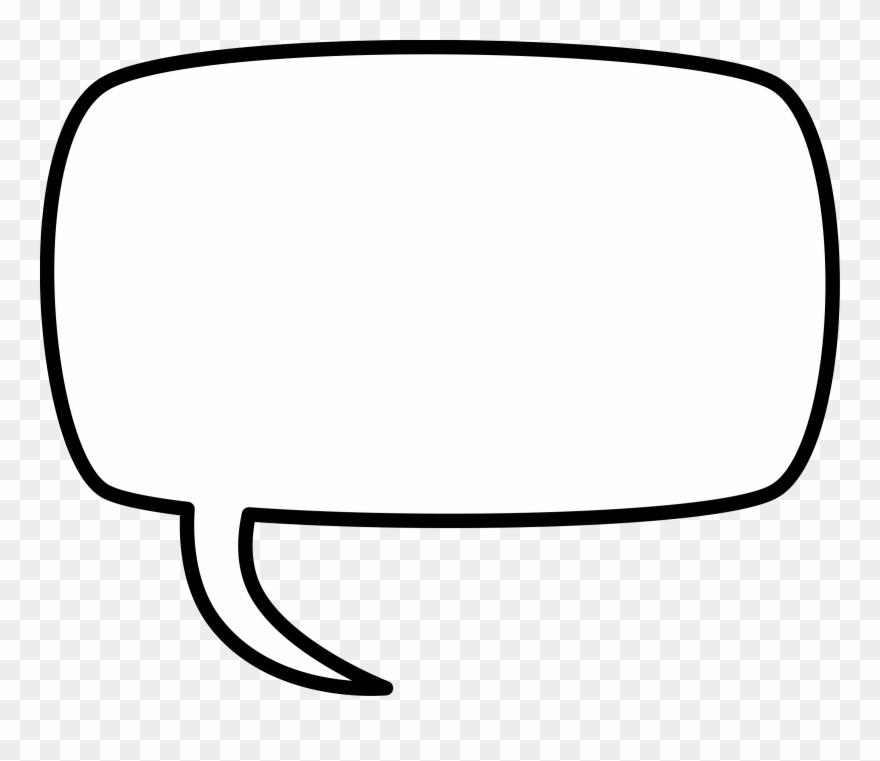 Speech Text Balloon Box Sign Speech Speech Text.