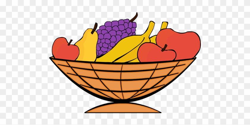 Thanksgiving Baskets Clipart.