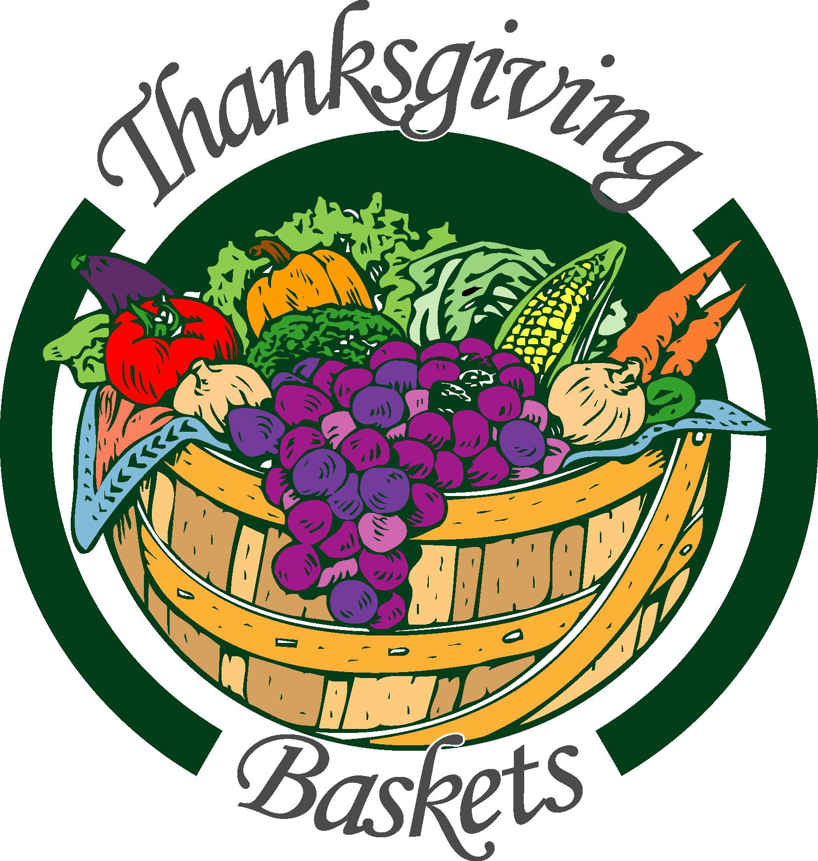 Thanksgiving Basket.