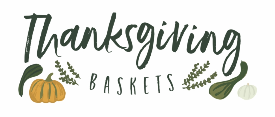 Thanksgiving Basket Logo.