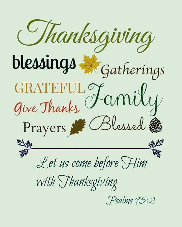 95+ Happy Thanksgiving Religious Clipart Happy Thanksgiving.
