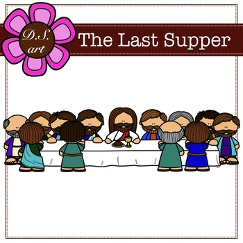 The Last Supper Clipart Worksheets & Teaching Resources.