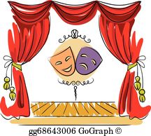 Theater Clip Art.