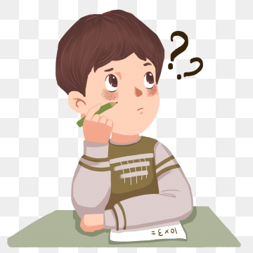 Thinking Png, Vector, PSD, and Clipart With Transparent Background.