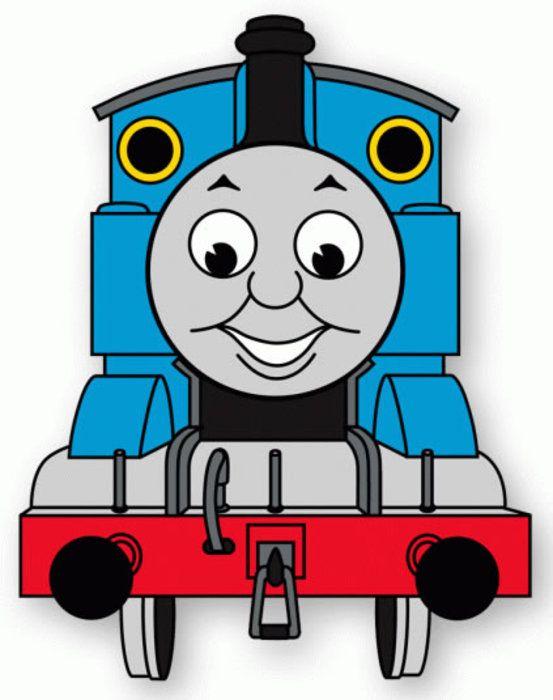 Thomas the Tank Engine Rug.