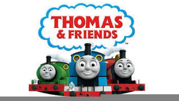 Thomas The Train Clipart.