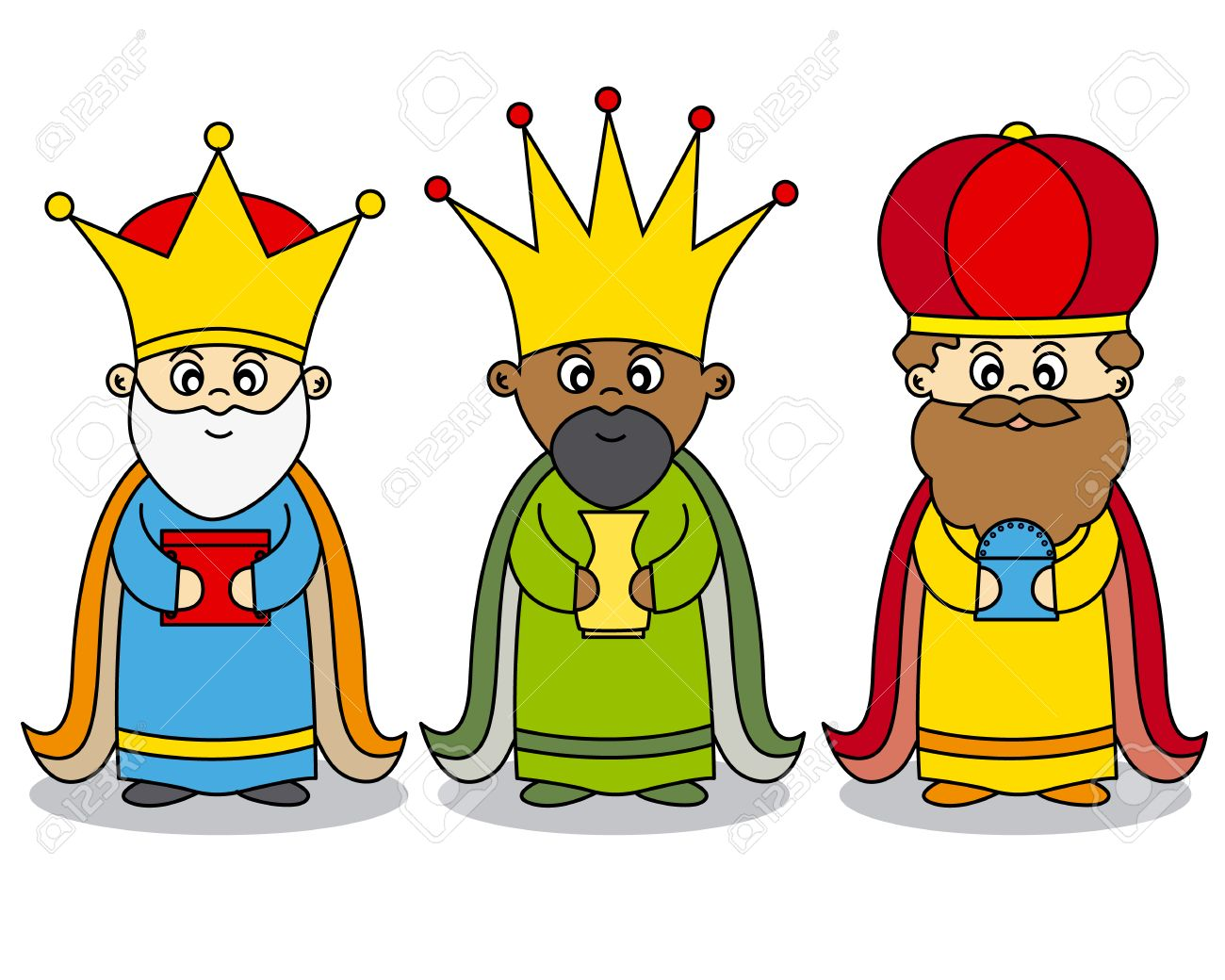 Three kings clipart 1 » Clipart Station.