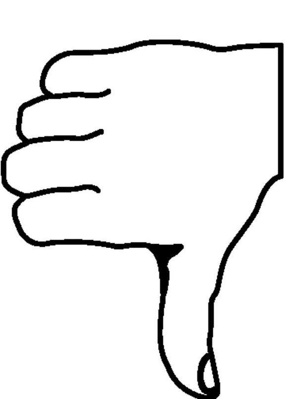 Free Thumbs Down, Download Free Clip Art, Free Clip Art on Clipart.