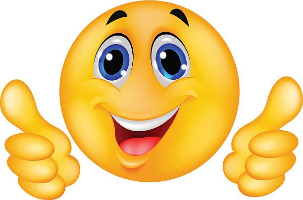 Best Thumbs Up Emoji Illustrations, Royalty.