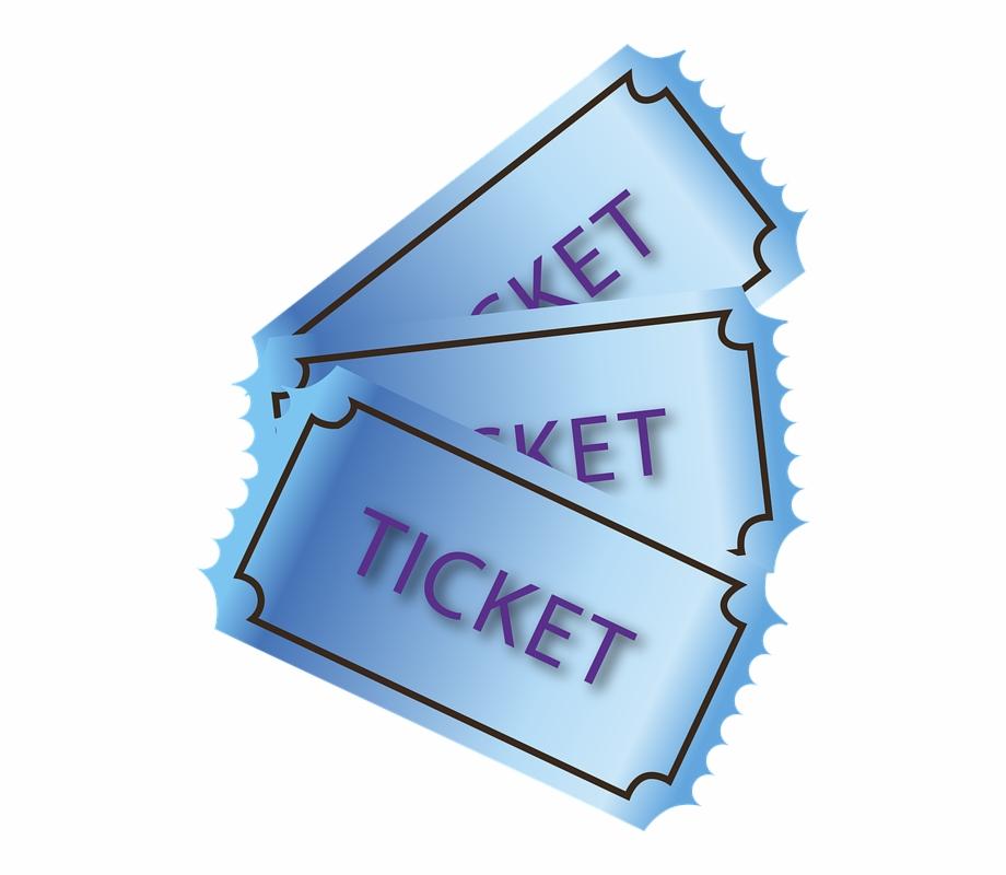 Entries, Ticket, Paper, Box Office, Cinema, Theatre.