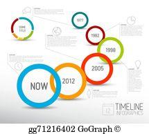 Timeline Clip Art.