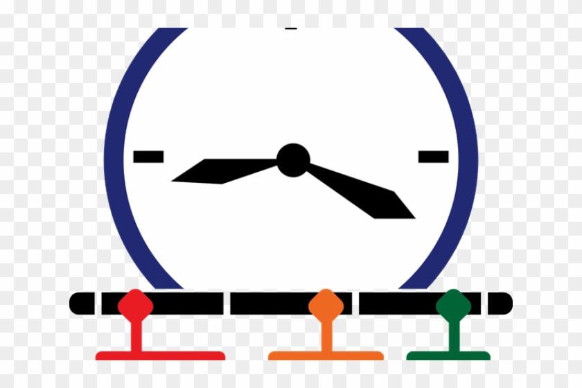 Arrows Clipart Timeline.