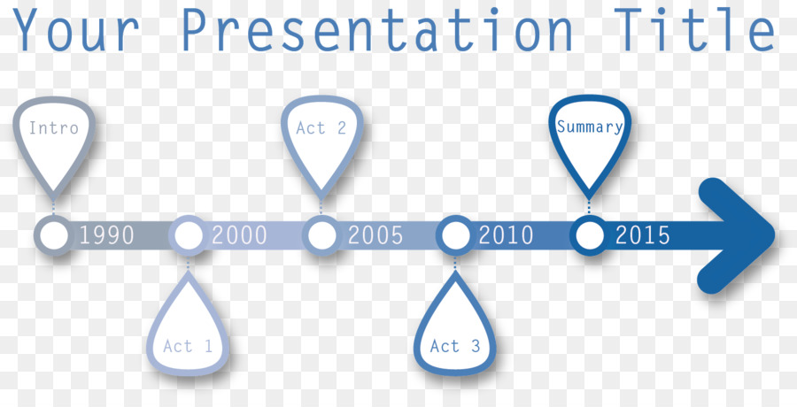 Timeline Template clipart.