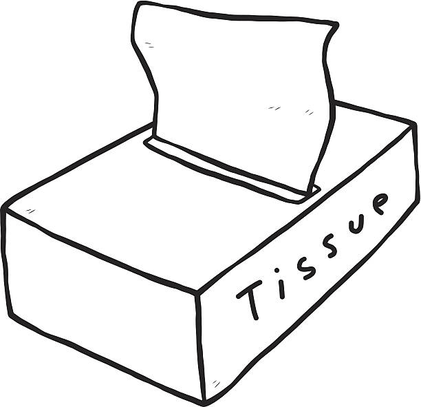 Best Tissue Box Illustrations, Royalty.